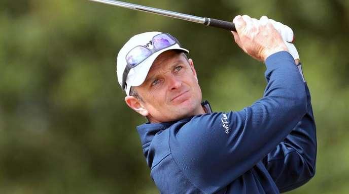 Der Engländer Justin Rose ist die neue Nummer eins der Golf-Weltrangliste.