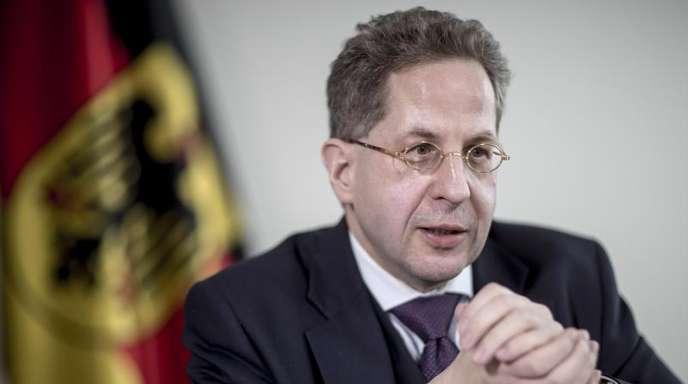 Hans-Georg Maaßen ist Präsident des Bundesamts für Verfassungsschutz (BfV).