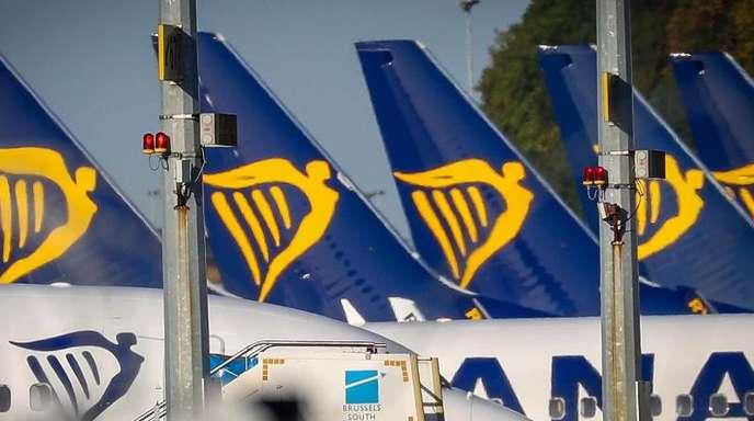 Beim Billigflieger Ryanair wollen erneut die Piloten streiken.