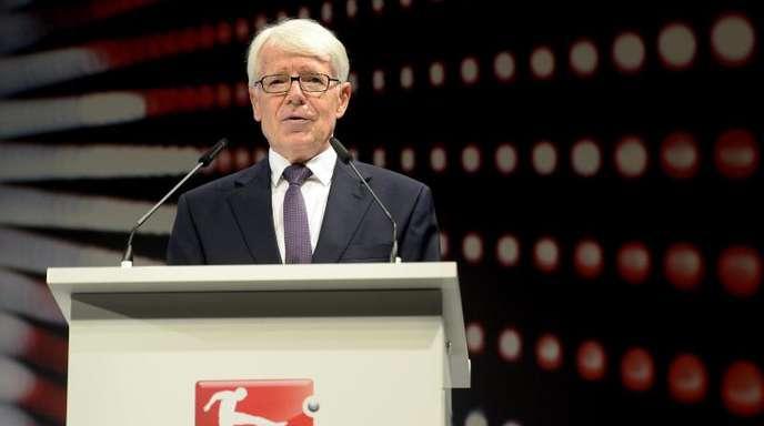 Mit dem Abgang von Präsident Reinhard Rauball wird sich die ehrenamtliche Führungsriege der DFL neu sortieren müssen.
