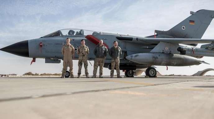 Der Einsatz deutscher Tornado-Aufklärer bei der Mission «Counter Daesh» über Syrien erfolgte seit Ende 2015 im Rahmen der Satzung der Vereinten Nationen.