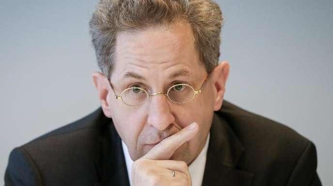 Verfassungsschutz-Chef Hans-Georg Maaßen steht nicht zum ersten Mal unter hohem Druck.