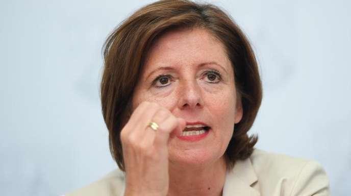 Ministerpräsidentin Malu Dreyer im Mai vergangenen Jahres in Mainz.