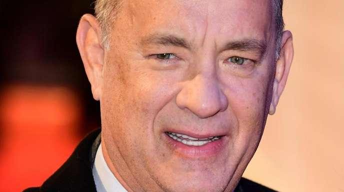 Der US-amerikanische Schauspieler Tom Hanks lebte eine Zeitlang auf einem Hausboot - doch das ist lange her.
