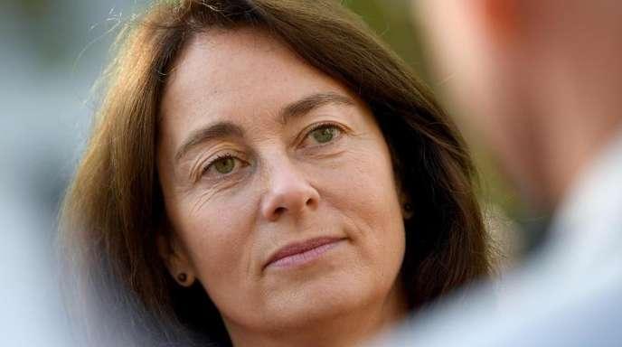 Beharrt auf einer Änderung des Paragrafen 219a, der Werbung für Schwangerschaftsabbrüche verbietet: Bundesjustizministerin Katarina Barley.