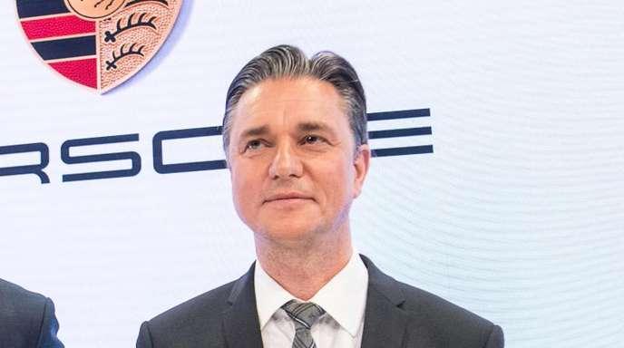 Lutz Meschke, Vorstand Finanzen und IT der Porsche AG.
