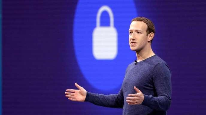 Mark Zuckerberg, Vorstandsvorsitzender von Facebook.