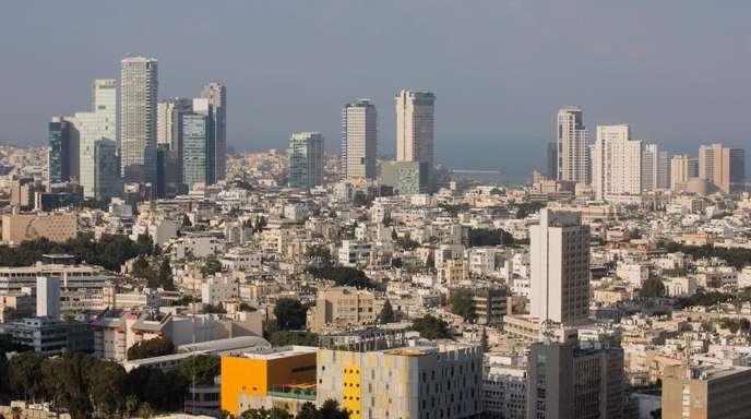In Tel Aviv findet nächstes Jahr der ESC statt.