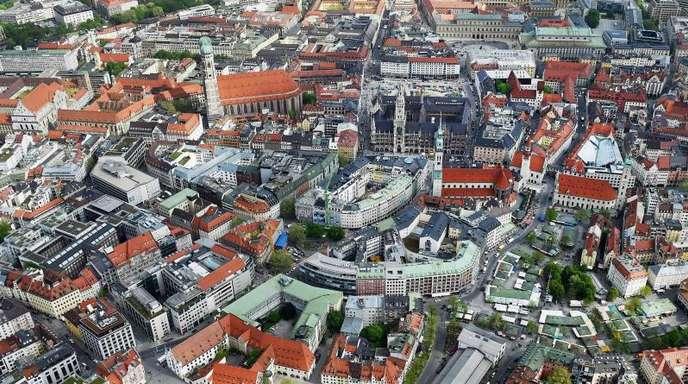 München landete das sechste Jahr in Folge auf dem Siegertreppchen bei der Wirtschaftskraft.