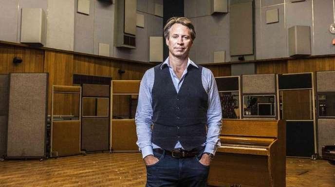 Giles Martin ist der Mann für die Beatles-Jubiläumseditionen.