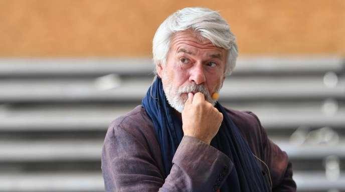 Chris Dercon kam in Berlin mit seinem Konzept für die Volksbühne nicht gut an.