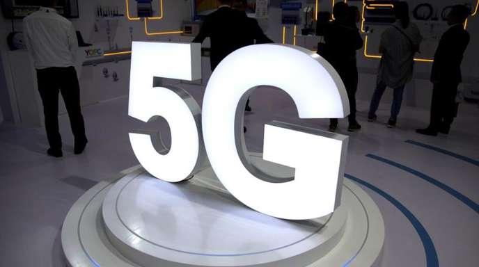 Im Vergleich zur Technologie 4G (LTE) ist 5G um ein Vielfaches schneller.