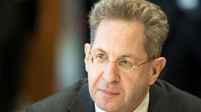 Hans-Georg Maaßen soll in einer Rede vor internationalen Geheimdienst-Mitarbeitern von teilweise linksradikalen Kräften in der SPD gesprochen haben.