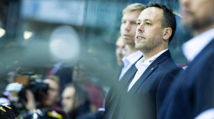 Marco Sturm wird den Posten als Eishockey-Bundestrainer abgeben.