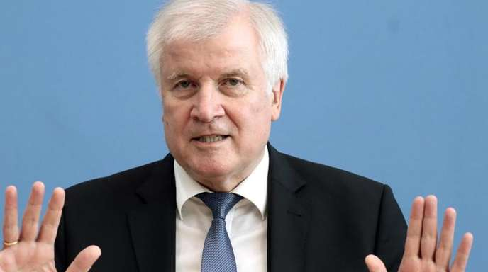 Horst Seehofer will als CSU-Vorsitzender zurücktreten.