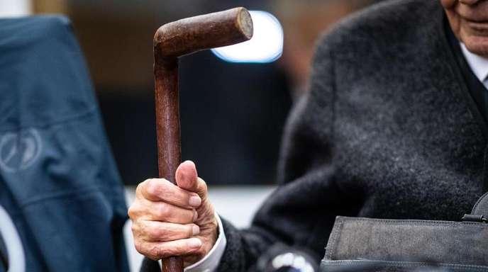 Dritter Prozesstag im Landgericht Münster gegen den ehemaligen SS-Wachmann im Konzentrationslager Stutthof. Dem 94 Jahre alten Mann aus dem Kreis Borken wirft die Staatsanwaltschafthundertfache Beihilfe zum Mord vor.