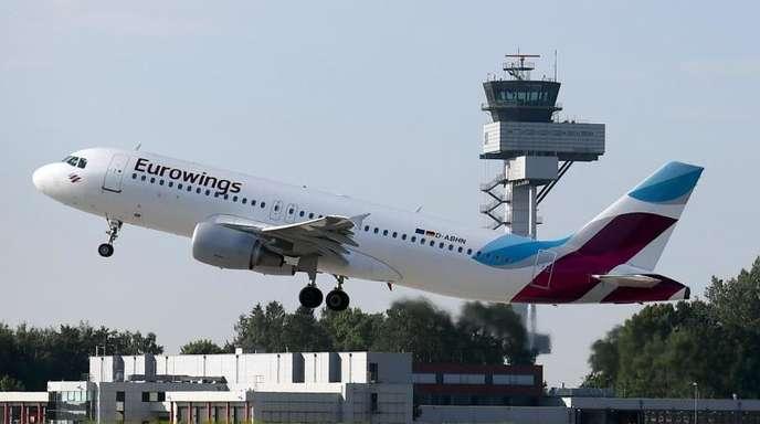 Die Gewerkschaft Verdi fordert von Eurowings verlässliche Dienstpläne, Arbeits- und Bereitschaftszeiten.