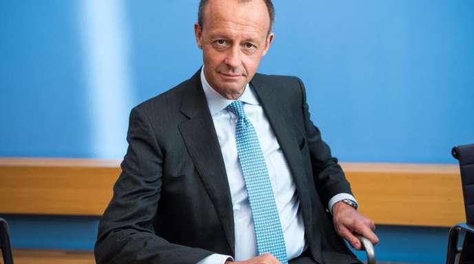 Friedrich Merz will Bundesvorsitzender der CDU werden.