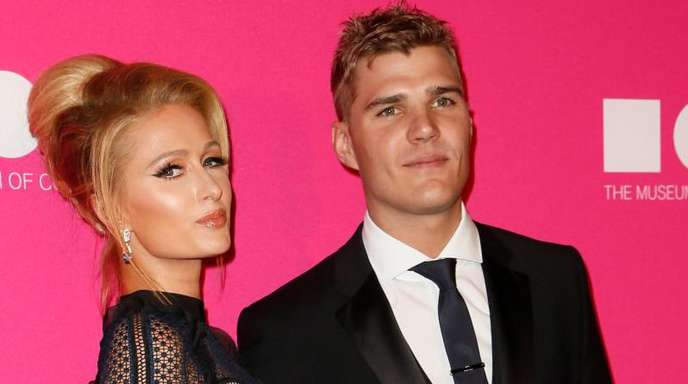 Paris Hilton und Chris Zylka hatten eine stürmische Romanze.
