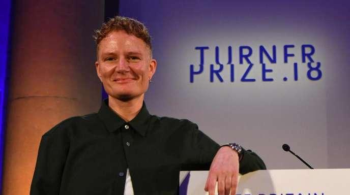 Charlotte Prodger, Videokünstlerin aus Schottland, wurde mit dem Turner-Preis ausgezeichnet.