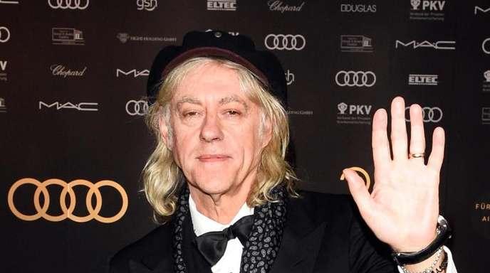 Brexit-Kritiker Bob Geldof bei der 25. Operngala für die Deutsche Aids-Stiftung.