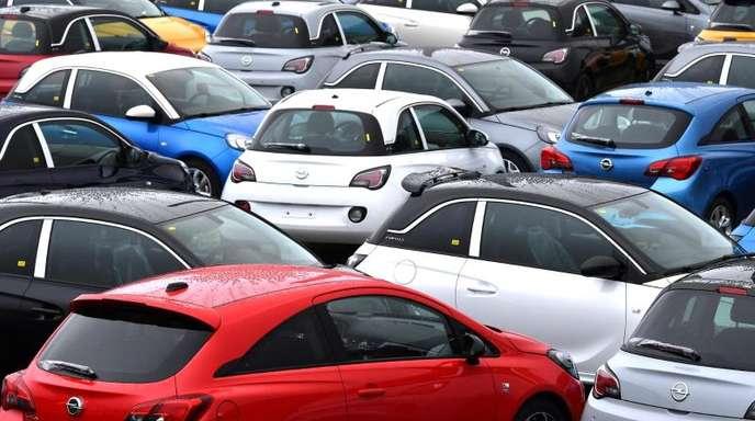 Die deutsche Industrie profitiere von einer Erholung in der Autoindustrie.