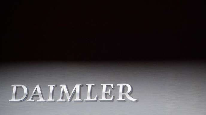 Daimlers Pkw-Sparte rechnet für das gesamte Jahr mit einem Absatz in der Größenordnung des Vorjahres.