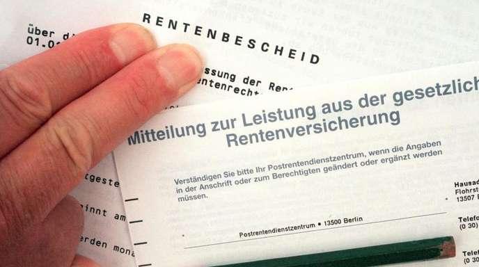 Zumindest derzeit ist die Rente mehr als sicher: Die Deutsche Rentenversicherung erwartet vier Milliarden Euro Überschuss.