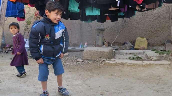 Bei seiner Flucht musste Murtasa Ahmadi seinen kostbarsten Besitz zurücklassen.