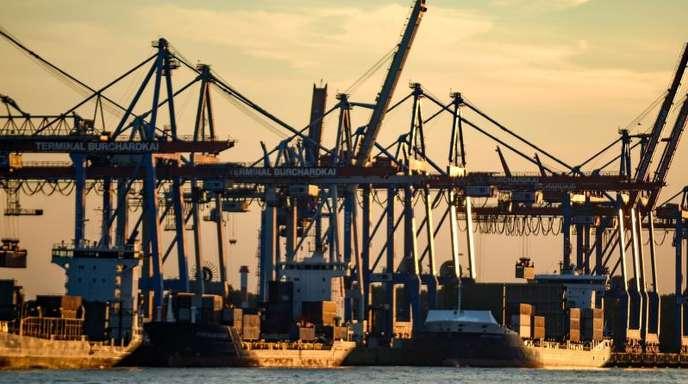 «Wir verlieren an vielen Schiffen das Eigentum, weil die Banken Schiffe teilweise unter Verkehrswert verkaufen, um ihre Bilanzen zu bereinigen», sagt VDR-Präsident Alfred Hartmann.