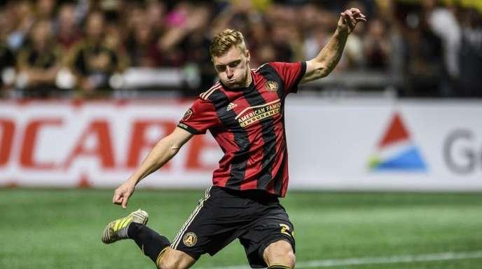 Julian Gressel steht mit Atlanta United im Finale der MLS.
