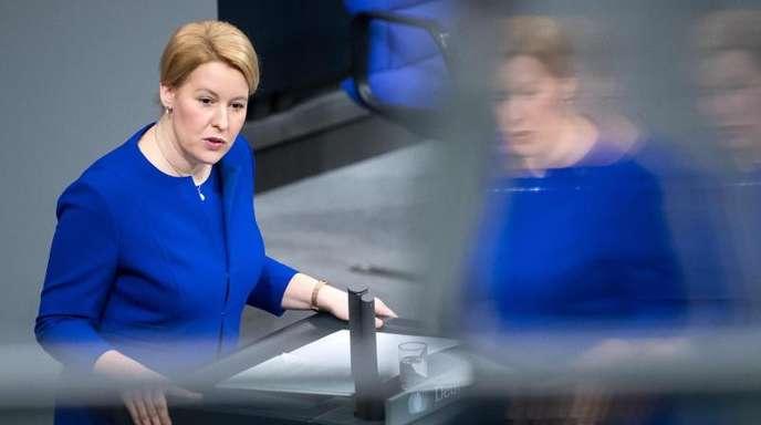 «Der Bedarf wächst schneller als die Zahl der Kita-Plätze. Das ist wie bei Hase und Igel», sagt die SPD-Politikerin.