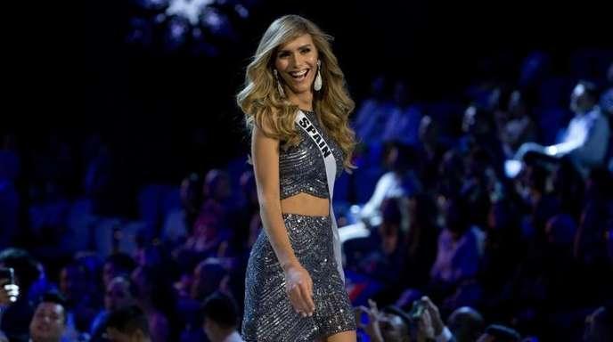 Angela Ponce ist die erste Transfrau, die an der Endrunde für den Schönheitswettbewerb Miss Universe teilnimmt.