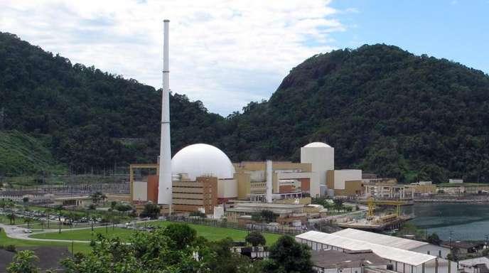 Der Druckwasserreaktor Angra III entsteht derzeit in Angra dos Reis, rund 150 Kilometer südlich von Rio de Janeiro.