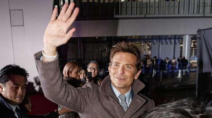 Bradley Cooper bei der Japan-Premiere des Films «A Star is Born».