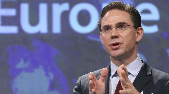 Jyrki Katainen ist EU-Vizekommissionschef zuständig für Wachstum, Investitionen und Wettbewerbsfähigkeit.