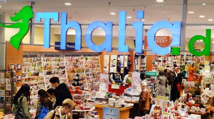 Deutschlands größte Buchhandelskette Thalia und und die Mayersche Buchhandlung - die Nummer vier auf dem Markt - schließen sich zusammen.