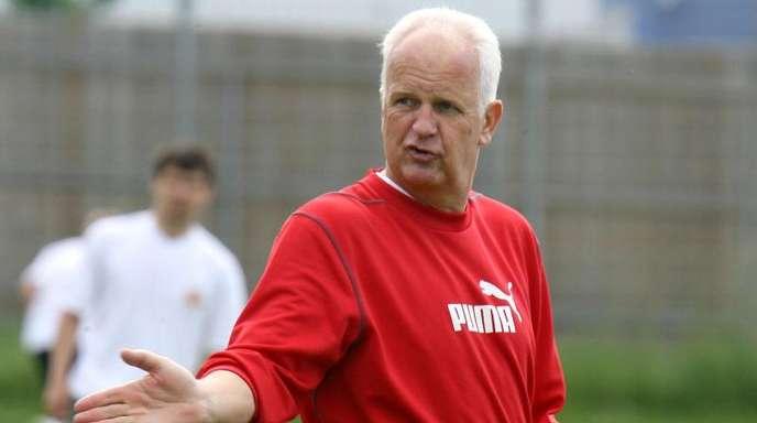 Wurde als syrischer Nationalcoach entlassen: Bernd Stange.