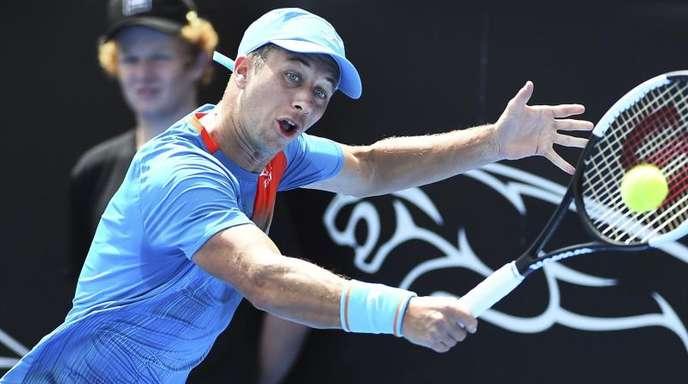 Hat das Finale in Auckland verpasst: Philipp Kohlschreiber.
