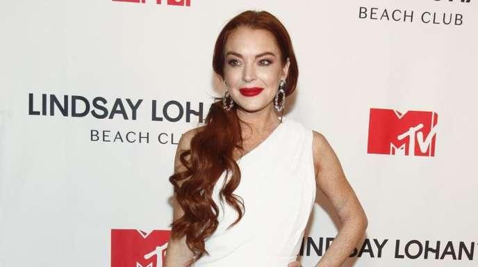 Lindsay Lohan feiert gern in Griechenland durch die Nacht.