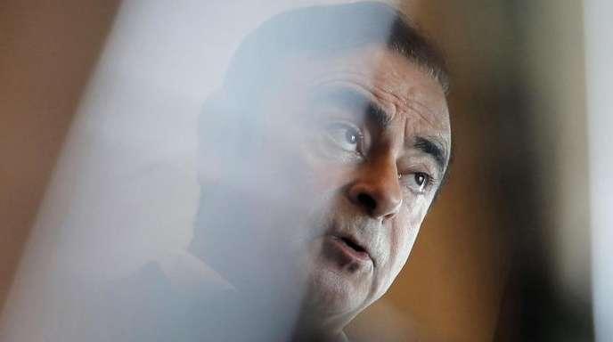 Die Staatsanwaltschaft wirft dem 64-Jährigen Carlos Ghosn schweren Vertrauensbruch und Verstoß gegen Unternehmensgesetze vor.