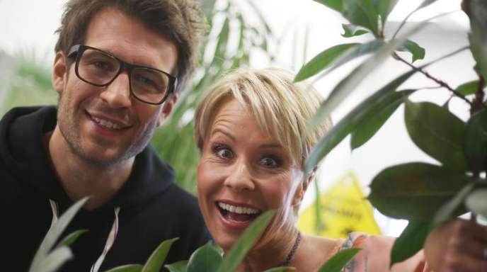 Fungieren wieder als Gastgeber und Kommentatoren im Dschungelcamp: Sonja Zietlow und Daniel Hartwich.