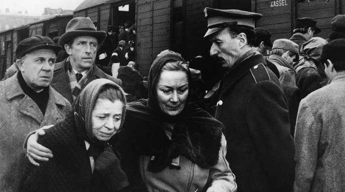 Szene aus Folge 3 der TV-Serie «Holocaust - Die Geschichte der Familie Weiss».
