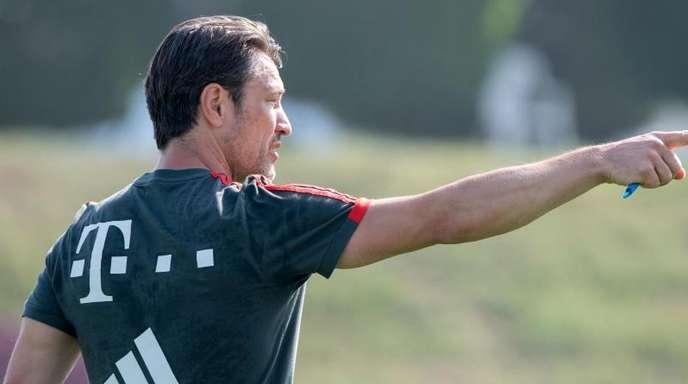 Gibt die Richtung vor: Bayern-Coach Niko Kovac.