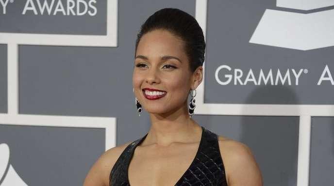 US-Sängerin Alicia Keys wird in diesem Jahr erstmals die Verleihung der Musikpreise Grammys moderieren.