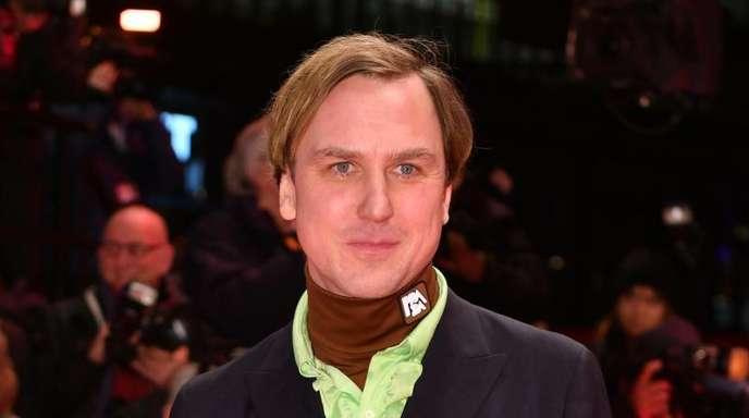 Lars Eidinger bei der feierlichen Eröffnung der Berlinale.