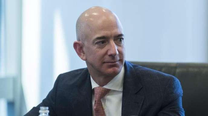 An Geld für private Ermittlungen mangelt es Bezos nicht: Er ist laut «Forbes» der derzeit reichste Mensch der Welt.