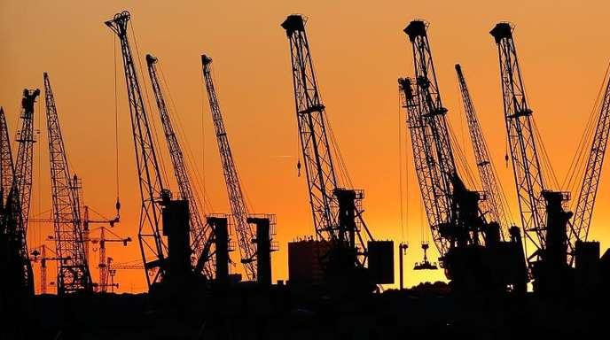 Das Ifo-Weltwirtschaftsklima verschlechtert sich bereits das vierte Mal in Folge.