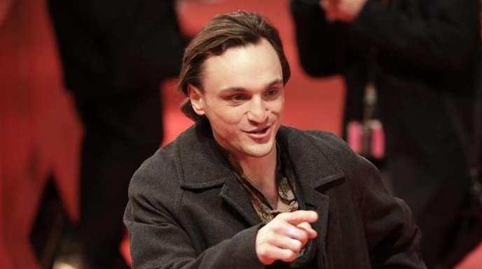 Franz Rogowski spielt eine der Hauptrollen in «Ich war zuhause, aber».