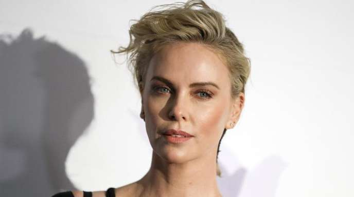 Charlize Theron war Gast bei Cinema for Peace.